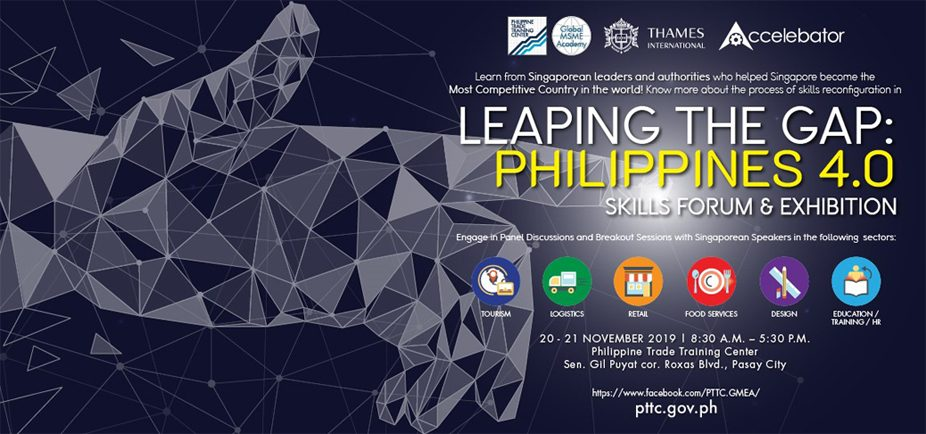 Leaping the Gap: Philippines 4.0 Skills Forum